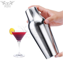 Ensemble de shaker à cocktail parisien en acier inoxydable 600 ml